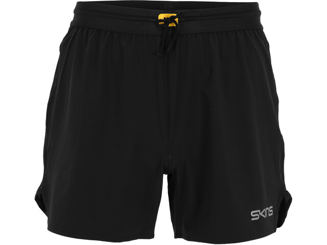 Skins Series-3 Kør shorts Herrer, sort
